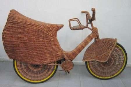 Всемирно известная выставка голландских дизайнерских велосипедов