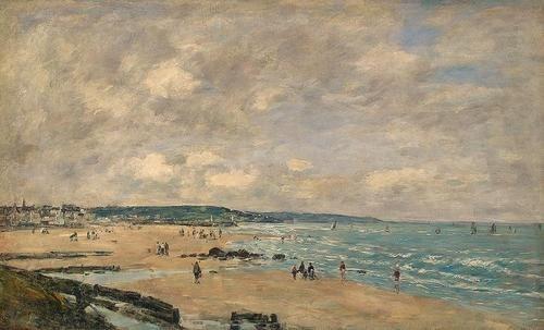 Нормандия в живописи, Нормандия в сердце