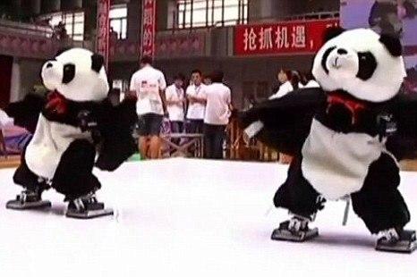 У Китаї стартував конкурс роботів,які танцюють,ВІДЕО