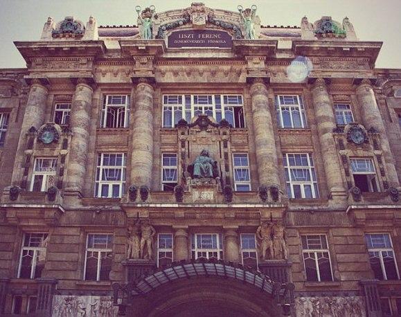 Академия Ференца Листа в Будапеште открылась после реставрации