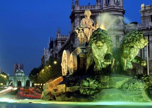 Аренда апартаментов в Мадриде, Испания