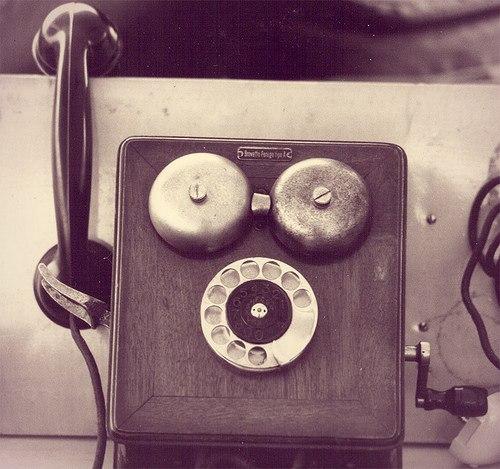 Как осуществлялось проведение телефонной связи на Буковине