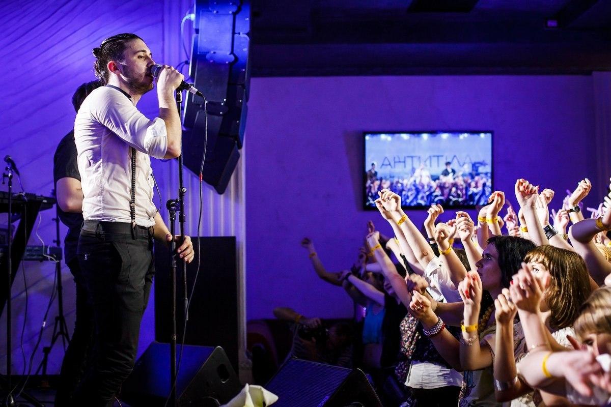 АнтитілА відіграли останній концерт всеукраїнського туру «МОВА»