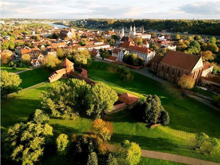 Путешествие по литовскому Вильнюсу