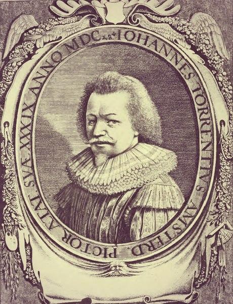 Йоханнес Торрентиус и его Эмблематический натюрморт