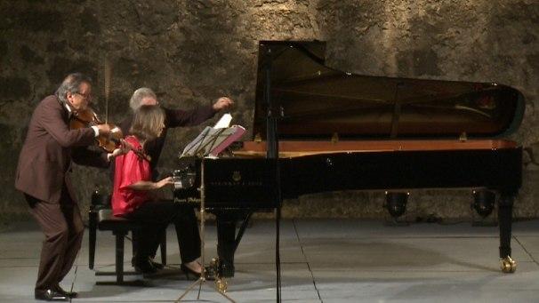 Камерная музыка на французской Ривьере