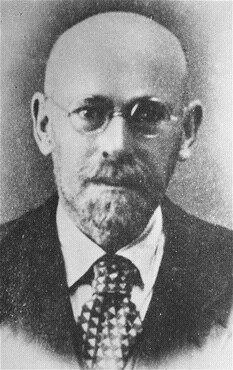 польський письменник і педагог Януш Корчак