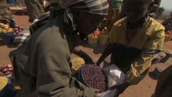 12,5% людей в мире голодают