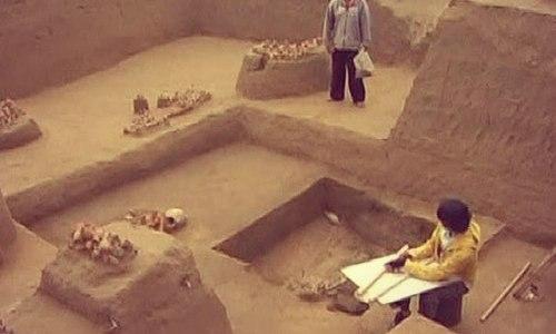 Вековая находка в Перу. Храм