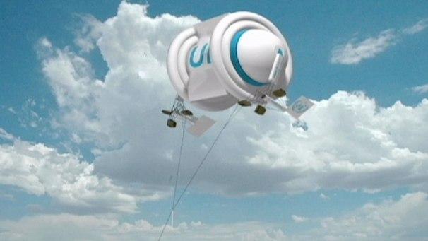 воздушные турбины,новости науки