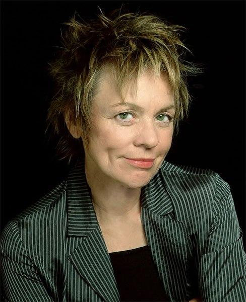 Laurie Anderson,аудио,песни,для передачи,голос,герман гошкадор,TOP 5