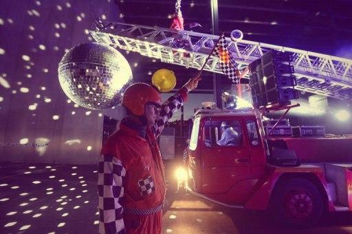 Фестиваль света в Марселе,Parade des lumières