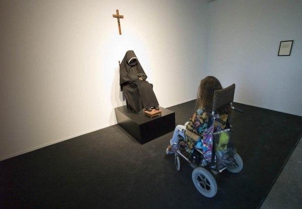 Биеннале современного искусства открылась во французском городе Лионе уже в двенадцатый раз.