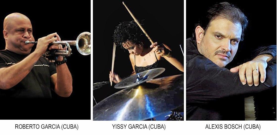 Кубинцы зажгут джазовую Одессу с 5 по 8 июня!