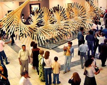 """музей перформанса, инсталляции, видео и искусства """"live art"""""""