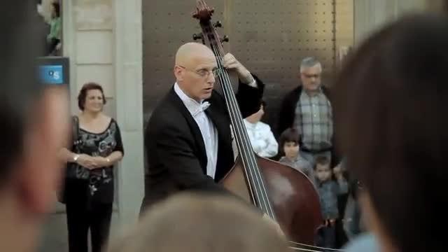 Незвичайний концерт в іспанському місті Сабадель