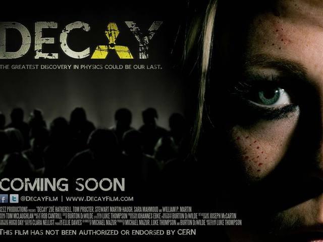 Фільм отримав назву Decay