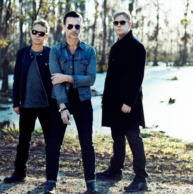 Концертное агентство «АНШЛАГ» разыгрывает встречу с музыкантами группы Depeche Mode