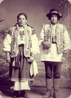 К истокам аутентичной гуцульской свадьбы