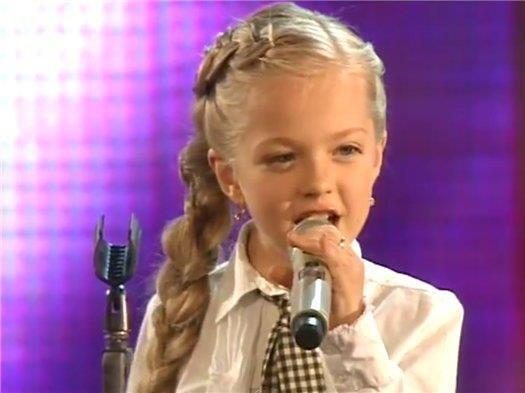 Украинка Настя Петрик победительница детского Евровидения
