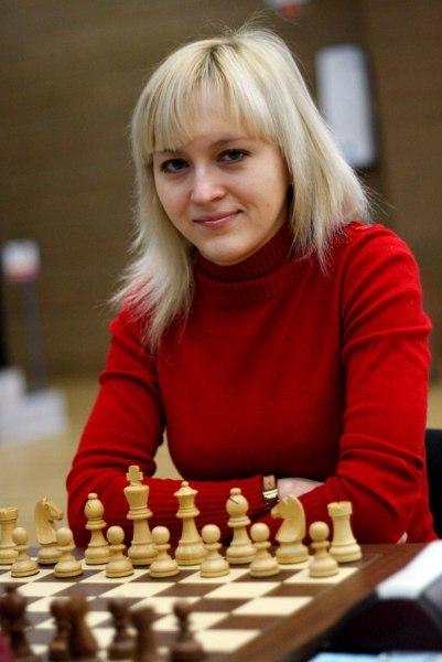 Украинка чемпионка мира по шахматам!