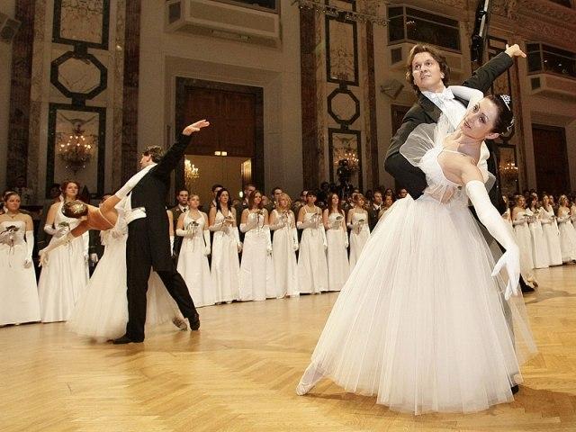 Великий бал в Венской опере