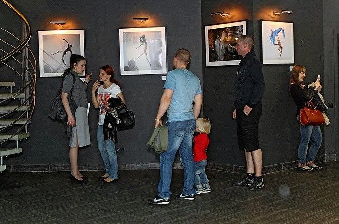 выставка момент гармонии в арт центре гретера