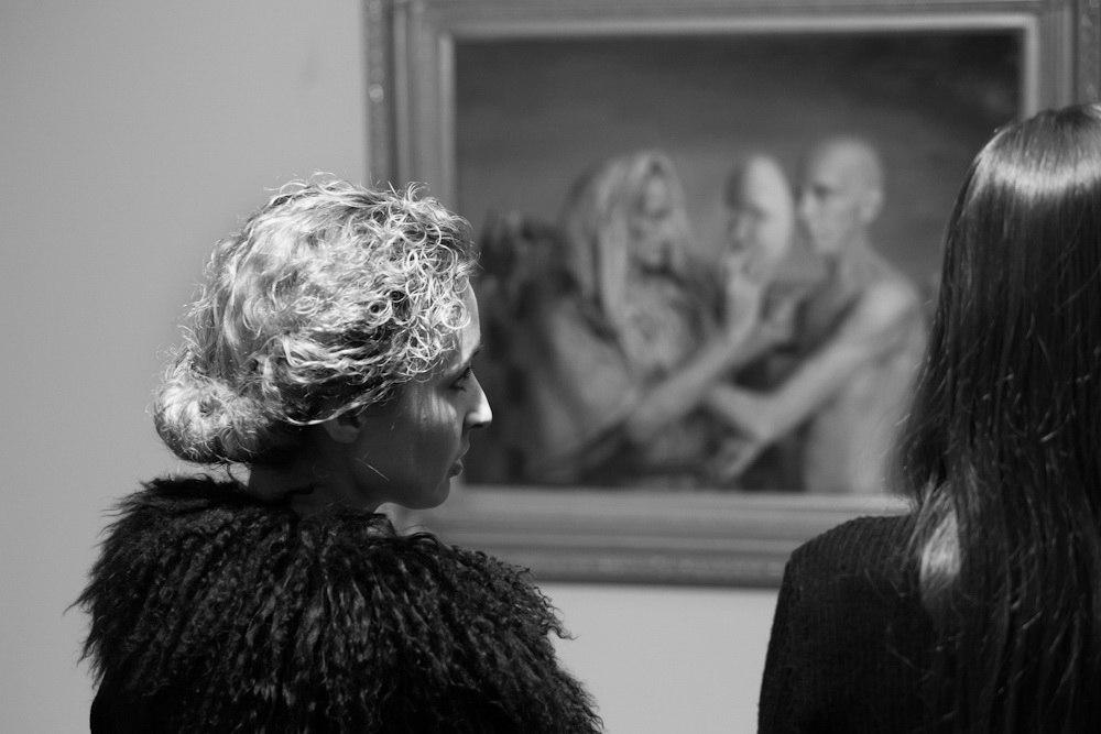 Fashion-лекция Дарьи Шаповаловой и Аллы Костормичевой в арт-центре Я.Гретера