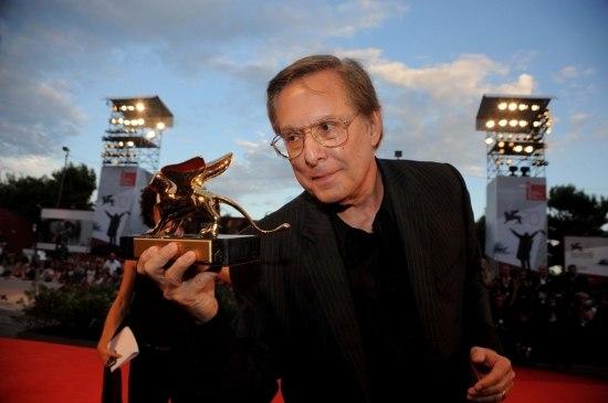 Уильям Фридкин на Венецианском кинофестивале.