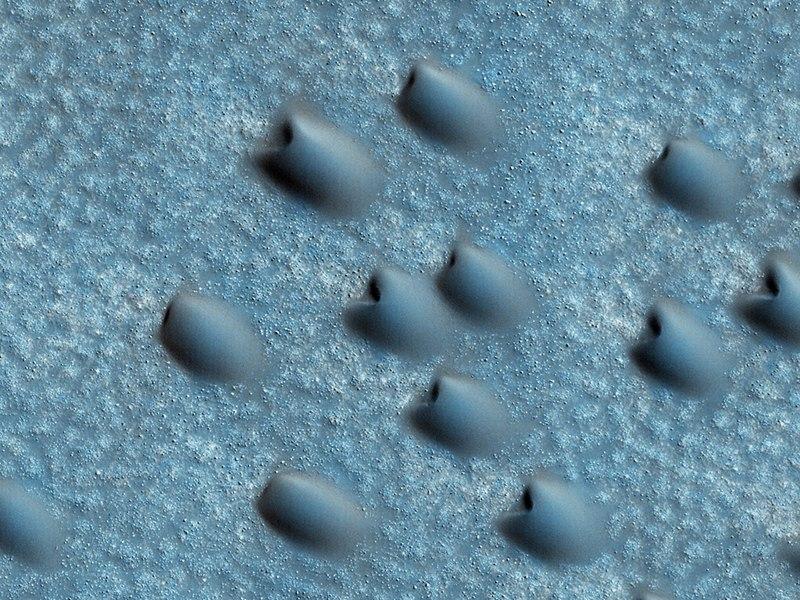 фотография поверхности марса,HiRISE,камера