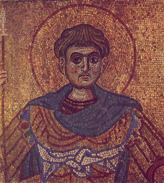 Проект спасения древних мозаик Михайловского Златоверхого монастыря