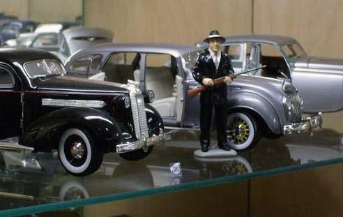 Киевский частный Музей истории автомобилей в моделях