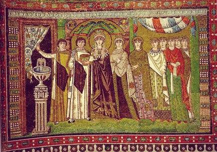 Византийское искусство в моде