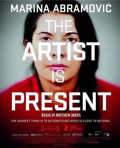 документальный фильм о королеве радикального перформанса.