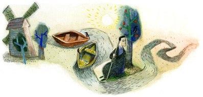 Пошуковик Google присвятив головну сторінку Григорію Сковороді