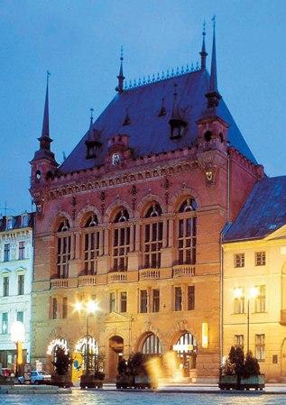 Варшава - место, где остановилось время