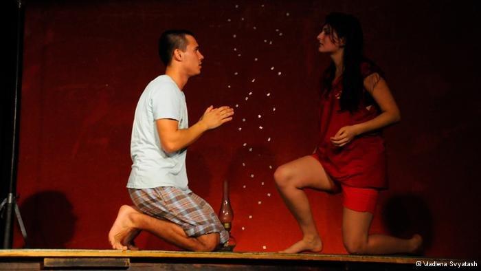 Любовь по-немецки на харьковской сцене