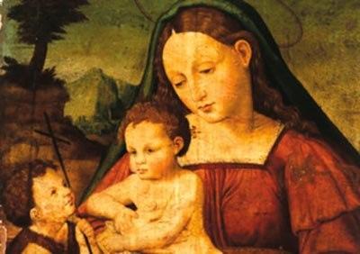 Последняя картина Да Винчи - удивительная находка Фионы Маккларен