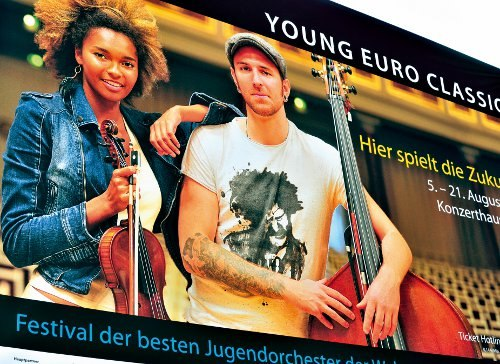 Young Euro Classic,Тут грає майбутнє