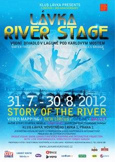 У Празі, яка не з чуток знає, що таке повінь, природній стихії присвятили цілий театральний фестиваль.