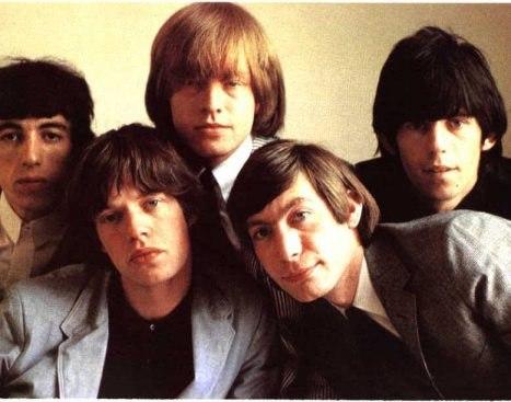 The Rolling Stones,Легендарна британська група