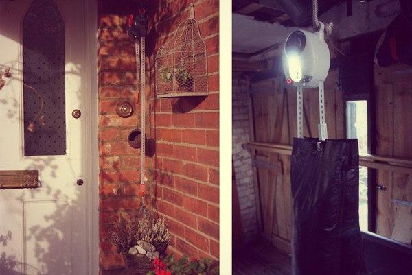 В Британии разработали лампу, которая работает благодаря силе земного притяжения.