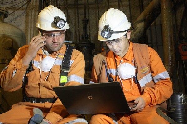 Казахмыс обеспечивает свои рудники подземной связью
