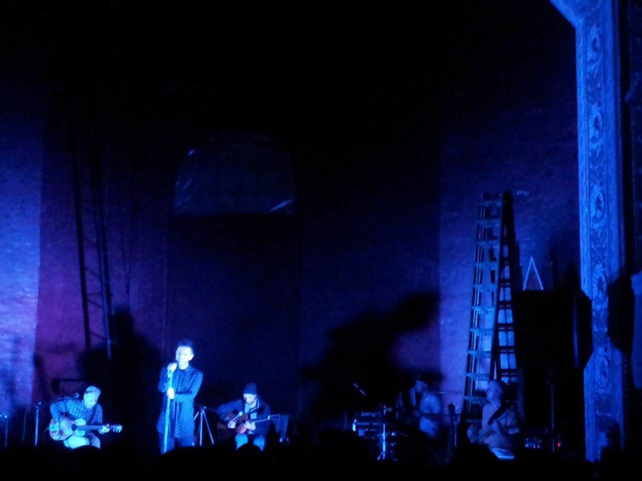 Концерт SUNSAY в малой опере Киева