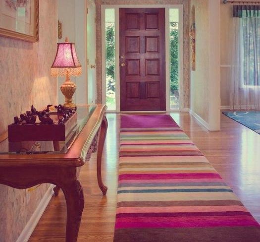 Что выбрать для прихожей – ковер или дорожку?   Интернет-магазин ковров ковры.рф