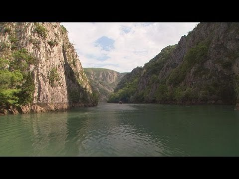 Македонские чудеса природы
