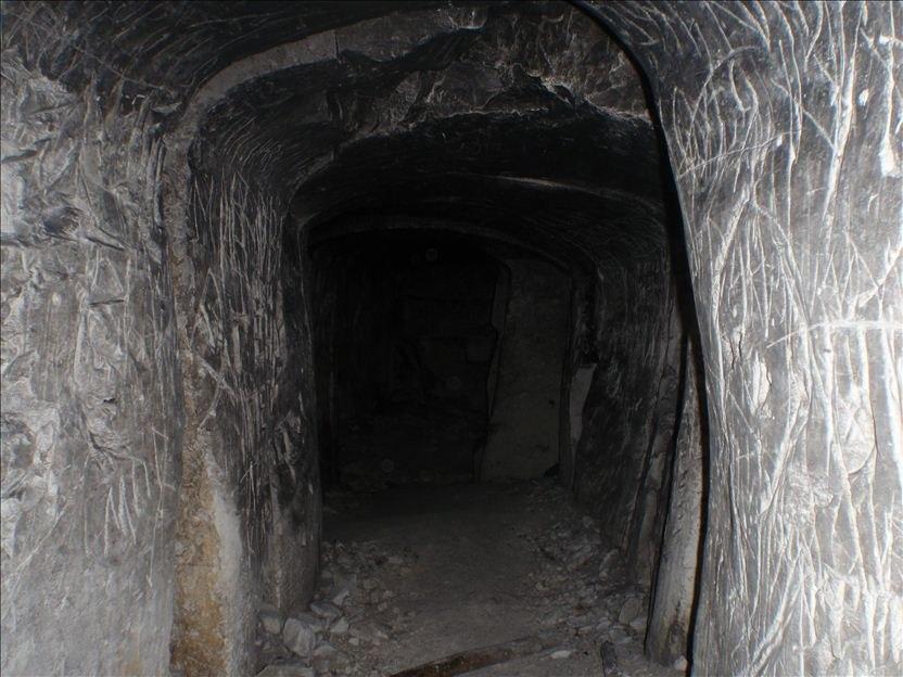 """Демидовская пещера - пещера """"Гостиница"""""""
