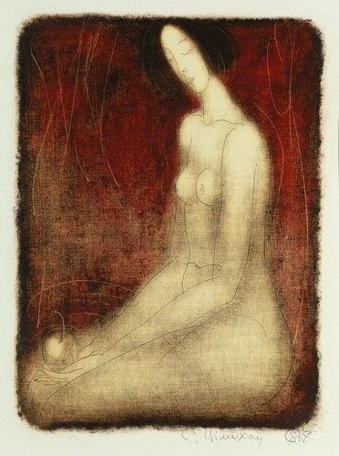 Презентация календаря «Открытость» с работами художника Сергея Тимохова