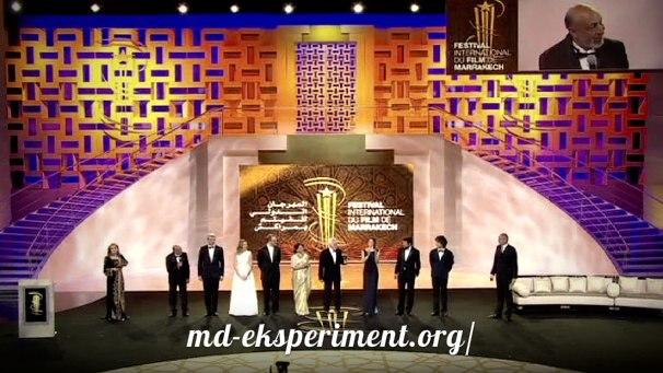 жюри международного кинофестиваля в Марракеше