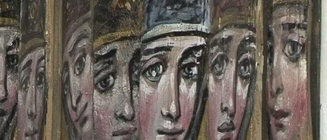 365 икон с ликом Богородицы можно увидеть на уникальной выставке во Львове.